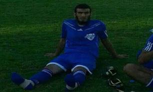 www.dustaan.com فوتبالیستی که خود را منفجر کرد + تصاویر
