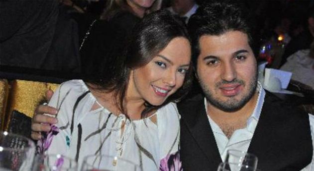 www.dustaan.com تصاویر رضا ضراب و همسرش ابرو گوندش
