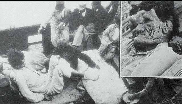 www.dustaan.com عکس هایی از  عجیب الخلقه ترین ایرانی  تاریخ