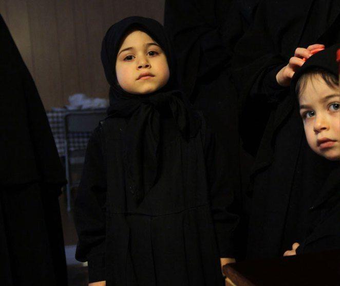 www.dustaan.com تصاویری از زنان باحجابی که مسلمان نیستند!