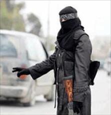 www.dustaan.com سرکرده سعودی زنان داعش در عراق به دام افتاد