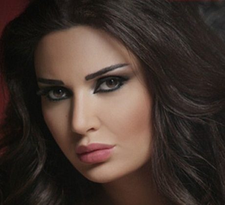 www.dustaan.com عکس های زیباترین زن لبنان در سال ۲۰۱۳