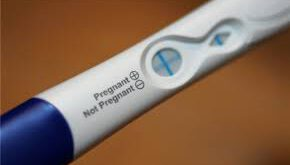 رابطه ای غیراخلاقی که با تست بارداری برملا شد!!