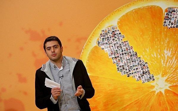 www.dustaan.com متلک های ابدار  مجری  شبکه 3 به رویانیان و دایی