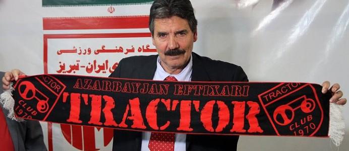 www.dustaan.com تونی الیویرا به عنوان سرمربی تراکتور سازی انتخاب شد