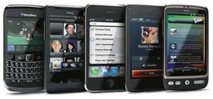 www.dustaan.com لیست بهترین گوشی های همراه دنیا در 2013