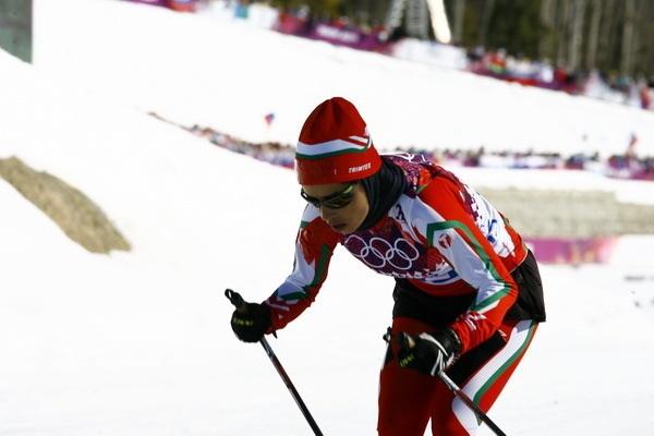 www.dustaan.com بانوی اسکیباز ایرانی هفتاد و سوم شد /تصاویر