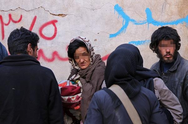 www.dustaan.com تصاویر جمع اوری و تخریب پاتوق معتادان در شیراز