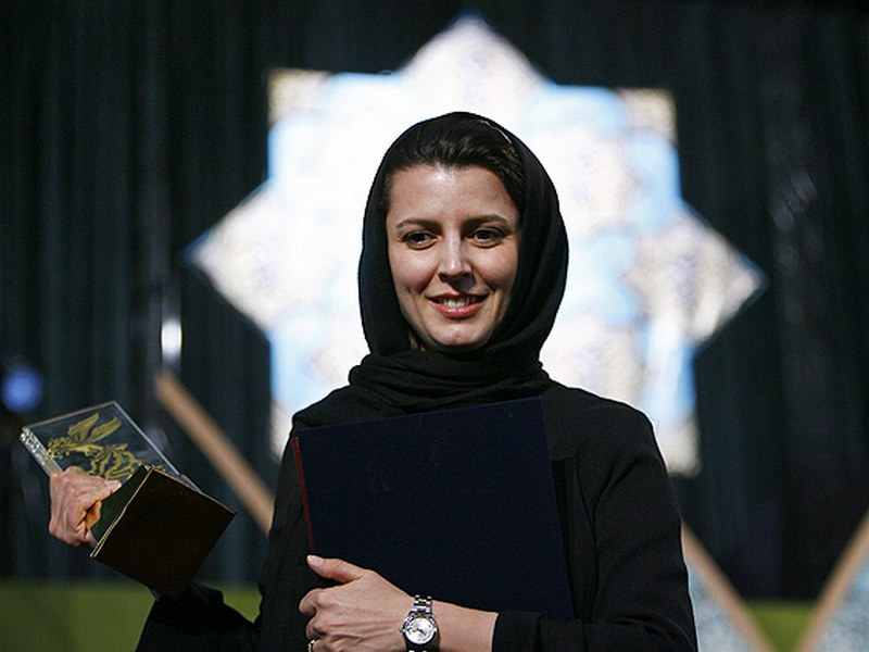 www.dustaan.com عکس جدید و متفاوت از لیلا حاتمی