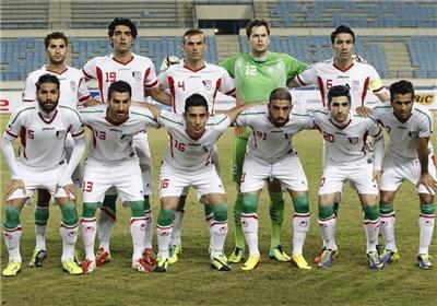 www.dustaan.com اخرین رده بندی فیفا و سقوط 4 پله ای تیم ملی