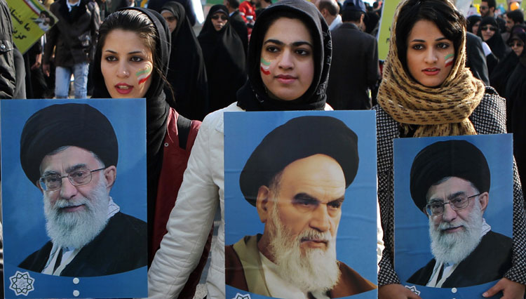 www.dustaan.com تصاویری از حضور پرشکوه مردم در راهپیمایی 22 بهمن