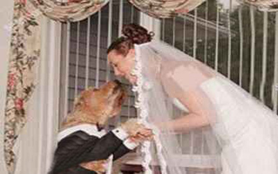 www.dustaan.com ازدواج اجباری دختری نوجوان بایک سگ در هندوستان!