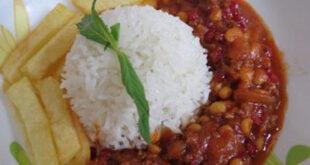 دستور تهیه قیمه رژیمی مخصوص گیاهخواران