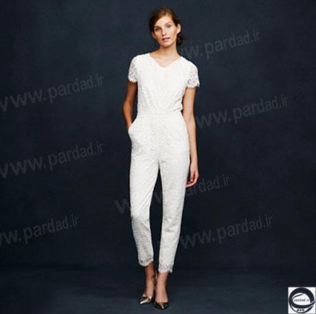 www.dustaan.com مدل جدید لباس عروس از نو غربی!