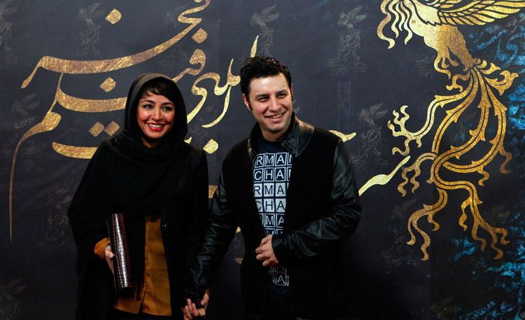 www.dustaan.com تصاویری از مراسم اختتامیه سی و دومین جشنواره بین المللی فجر
