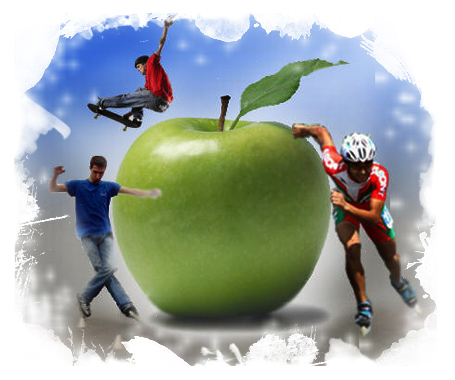 www.dustaan.com با به کارگیری این 20 روش تا عید لاغر شوید!