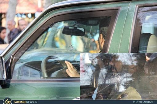 www.dustaan.com قضیه سوء قصد به احمدی نژاد چه بود؟+عکس