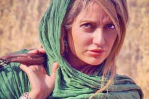 www.dustaan.com تصاویری از گریم سنگین مهناز افشار در سکانس حذفشده «متروپل»