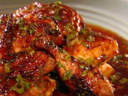 www.dustaan.com دستور تهیه یک غذای خوشمزه با مرغ!