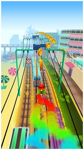 www.dustaan.com دانلود بازی محبوب Subway Surf برای اندروید