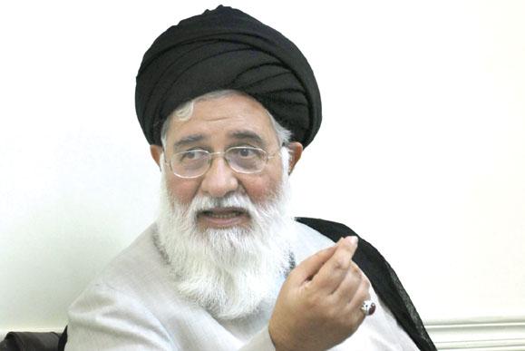 www.dustaan.com انتقاد آيتالله علمالهدي ازيار دبستاني من