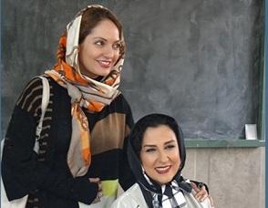 www.dustaan.com تصاویر جشن تولد مرجانه گلچین با حضور مهناز افشار و بازیگران شاهگوش