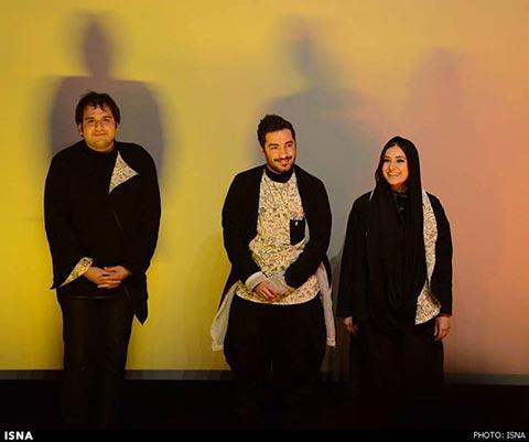 www.dustaan.com تیپ متفاوت بازیگران «عصبانی نیستم» در برلین