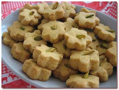 www.dustaan.com طرز تهیه شیرینی « نخود چی » با روشی آسان