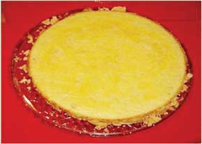 www.dustaan.com دستور ساده برای تهیه کیک خوشمزه بادام