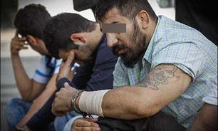 www.dustaan.com درگیری بیش از 50 ارازل و اوباش در سبزه میدان باعث وحشت مردم شد