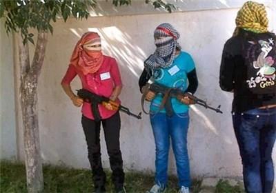 www.dustaan.com افزایش حضور زنان و دختران فرانسوی برای شرکت در جهاد نکاح در سوریه
