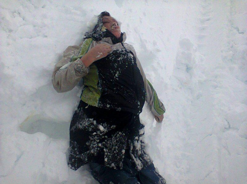 www.dustaan.com مرگ دو تن در بارش های برف شمال تایید شد+تصاویر