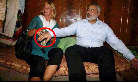 www.dustaan.com اسماعیل هنیه رییس جنبش حماس با دوست دختر اسرائیلیش در حال شرب خمر