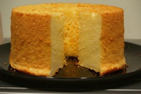 www.dustaan.com دستور تهیه کیک اسفنجی ذرت به روشی ساده