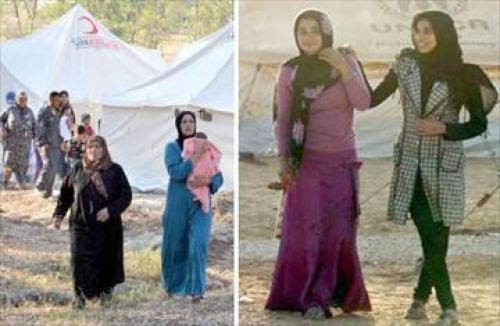 www.dustaan.com پیرمردهای سعودی در قبال تهیه غذا برای دختران سوری انها را به عنوان برده جنسی می خرند!