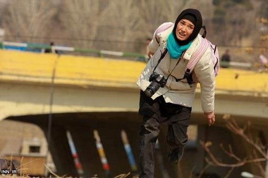 www.dustaan.com نیما شاهرخ شاهی و افسانه چهره آزاد در فیلم حنا+تصاویر