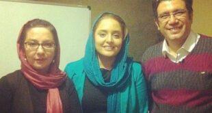 2 عکس جدید از بازیگر نقش ستایس در کنار رضا رشیدپور