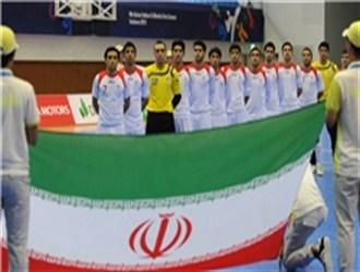 www.dustaan.com فوتسال ایران همچنان ششم جهان و اول اسیا+ جدول رده بندی