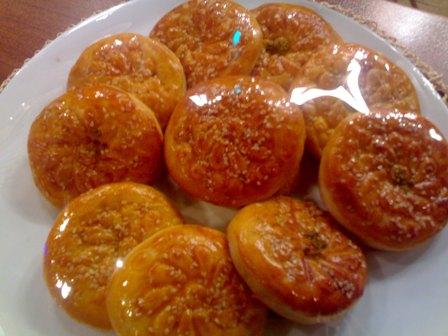 www.dustaan.com آموزش تهیه کلوچه خرما و گردو با روشی ساده