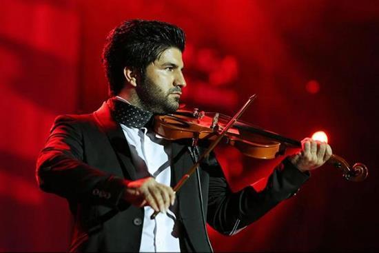 www.dustaan.com تصاویری بسیار جالب از حاشیههای کنسرت مجید خراطها
