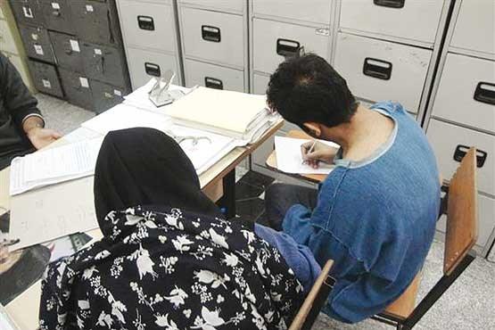 www.dustaan.com دستگیری زنی که به خاطر اختلاف شوهر خود را به اتش کشید