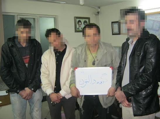 www.dustaan.com باند دالتون ها در پایتخت متلاشی شد!+ عکس