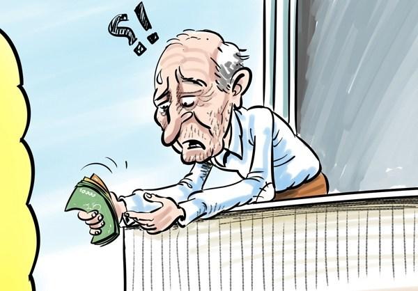 www.dustaan.com دل کندن از یارانه؟!/ کاریکاتور