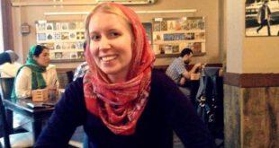 دختر جوان امریکایی از سفر خود به ایران می گویید/ تصویر
