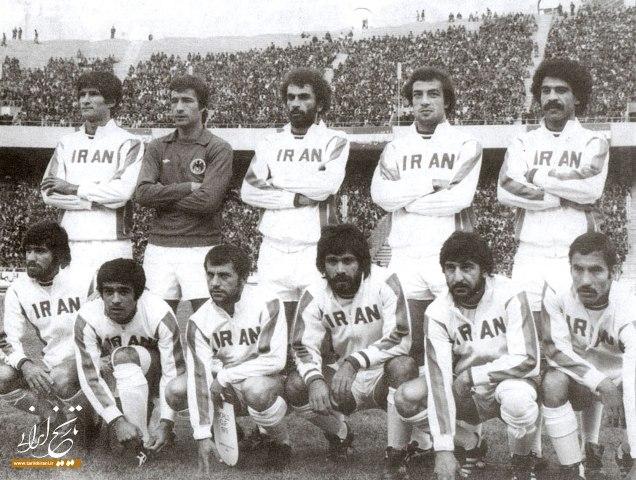 تصویری تاریخی از ناصر حجازی و علی پروین در کنارهم!
