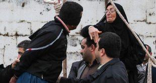 مادری که قاتل پسرش را در دقیقه نود تنها با یک سیلی بخشید! +تصاویر