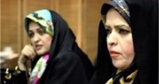 تمسخر احکام اسلامی توسط نعیمه اشراقی +عکس