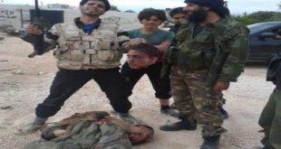 جنایات وحشتناک تروریست های تکفیری علیه مردم سوری+ تصاویر 18+