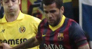 اتفاقی بسیار عجیب و جنجالی در بازی دیشب بارسلونا