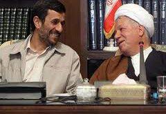 هاشمي رفسنجاني: خطر بازگشت احمدي نژاد را بايد جدي بگيريم